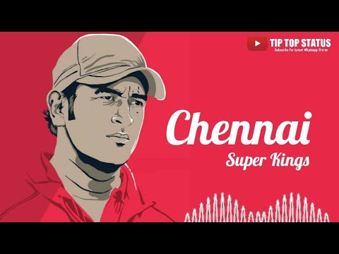 Aapna Mahi Aayega   CSK - WhatsApp Status 2019   Chennai Super Kings Song 2019   Ms Dhoni   WhatsApp Status 🔥Swag Video Status