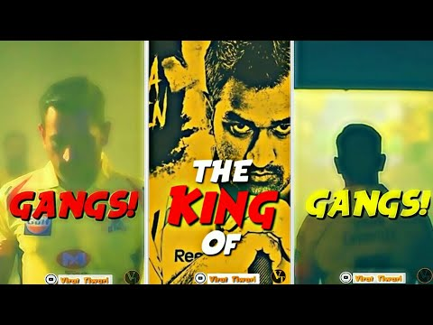 CSK Lover Full screen Status | Subscriber Requst | Vivo Ipl 2019 Status | Swag Video Status