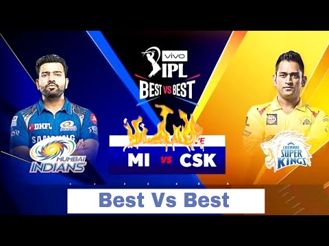 VIVO IPL 2019 : Chennai super kings Vs Mumbai Indians WhatsApp Status Video | CSK Status | Mi Status | Swag Video Status