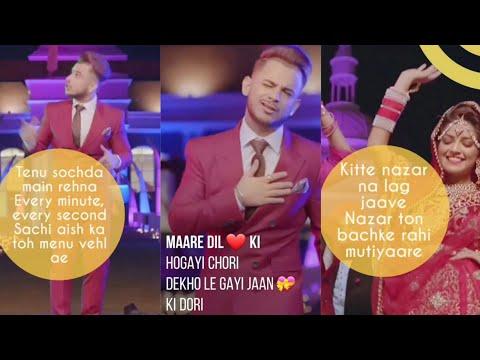 Kala Tikka | Millind Gaba | Romentic Status | Gurnazar | Fullscreen Status | Swag Video Status