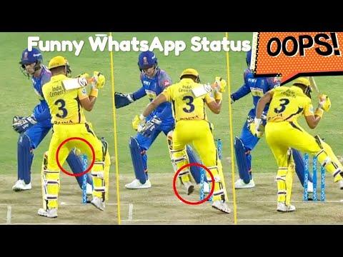 MI IPL latest 2019 Full screen WhatsApp Status || Mi vs CSK Funny WhatsApp Status 2019 | Swag Video Status