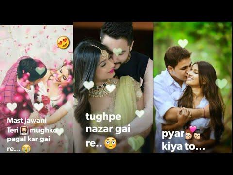 Pyar kiya to fir kya matlab  New full screen whatsapp status 2019   Swag Video Status
