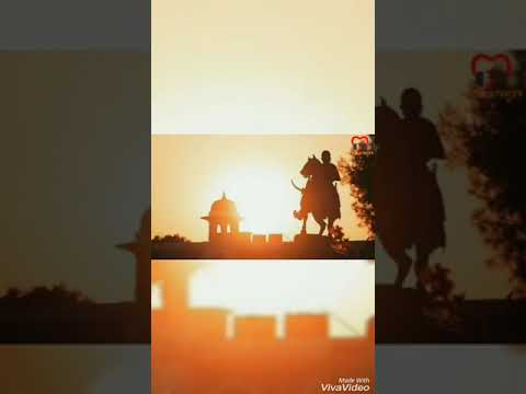 Deva tu kali re Shivaji Maharaj Whatsapp Status Full Screen Video | Swag Video Status