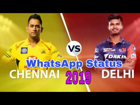 CSK vs DC WhatsApp Status | Csk WhatsApp Status | Swag Video Status