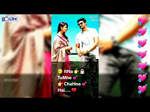 Itana Tumhe Chahna Hai | New Whatsapp Status Video | Old Song Full Screen Whatsapp Status | New Status | Swag Video Staus