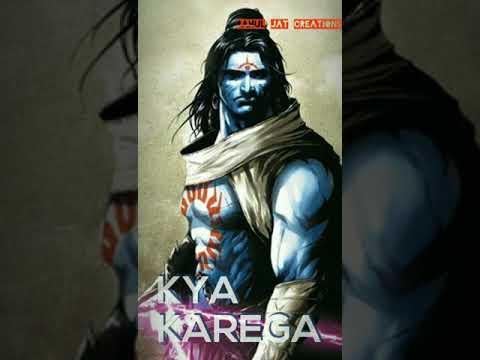 Mahakal full screen whatsapp status || mahadev,bhole nath- wo kal kya karega mahakal ke aage | Swag Video Status