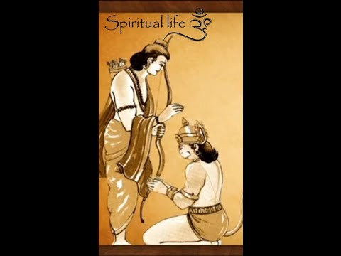 Hanumanji Whatsapp Status Video | full mobile screen | sloke 07 | God Whatsapp Status | Swag Video Status
