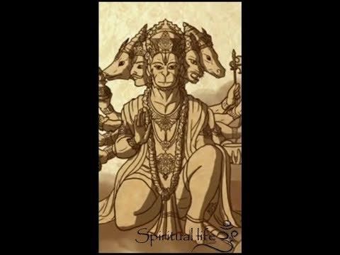 🙏🙏 Jay Hanuman || Hanuman Chalisa | sloka-04 | Hanuman Ji Whatsapp Status 🙏 Swag Video Status