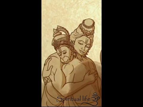 🙏🙏 Jay Hanuman || Hanuman Chalisa | sloka-05 | Hanuman Ji Whatsapp Status 🙏 Swag Video Status