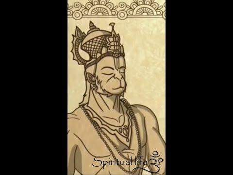 🙏🙏 Jay Hanuman || Hanuman Chalisa | sloka-06 | Hanuman Ji Whatsapp Status 🙏 Swag Video Status
