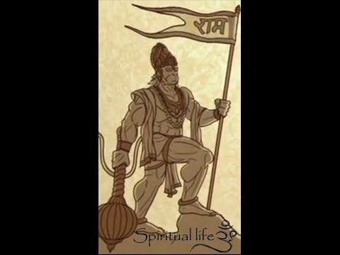 🙏🙏 Jay Hanuman || Hanuman Chalisa | sloka-07 | Hanuman Ji Whatsapp Status 🙏 Swag Video Status