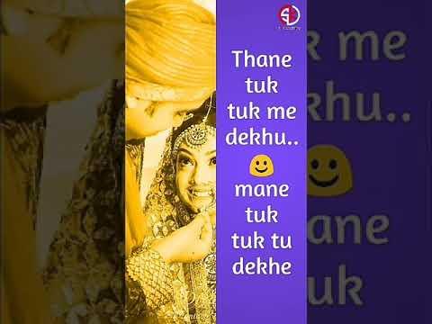 Piya man bhayo saware     Rajasthani Full screen whatsapp status   Swag Video Status