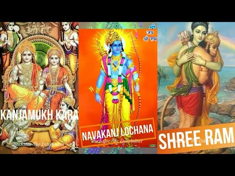 Shree Ram Chandra Krupalu Bhaju mana | Ram Navami Special song full screen status 2019 | Swag Video Status