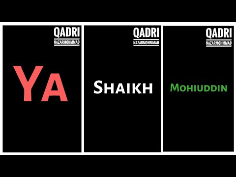 Dua E Gaushia || Full Screen WhatsApp Status || Swag Video Status