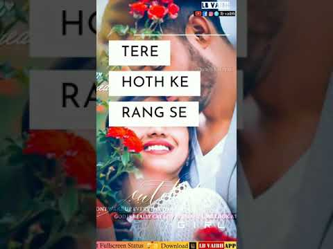 Woh Rang Bhi Kya Rang Hai | New remix WhatsApp Status 2019 || trending remix status || Swag Video Status