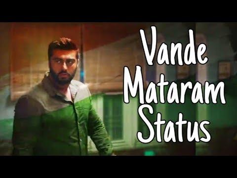 Vande Mataram Status | Papon | India's Most Wanted | Arjun Kapoor | Amitabh Bhattachareya | Swag Video Status