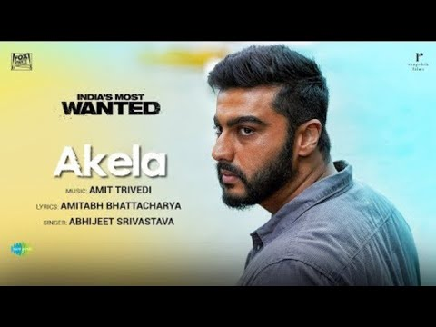 Akela Whatsapp Status _ India's Most Wanted _ Arjun Kapoor _ Amit Trivedi _Amitabh Bhattacharya | Swag Video Status