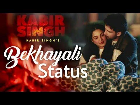 Bekhayali Mein Status | Kabir Singh | Shahid Kapoor & Kiara Advani | Bekhayali Status | Swag Video Status