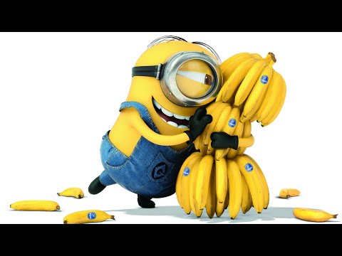Minions - Banana Funny Video | Comedy WhatsApp Status | Ba na nA 🍌 - Official First Video Post | Swag Video Status