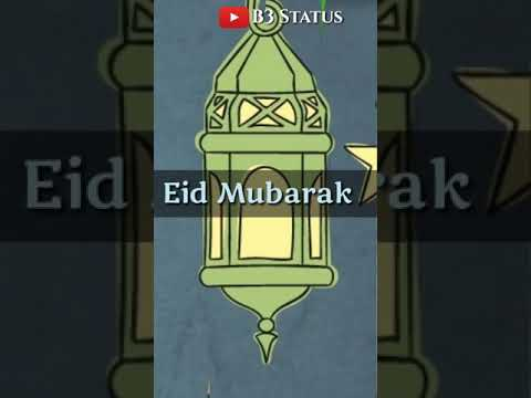 Eid Mubarak Status Full Screen | Eid Mubarak Whatsapp Status Full Screen | Eid Mubarak Status |Swag Video Status