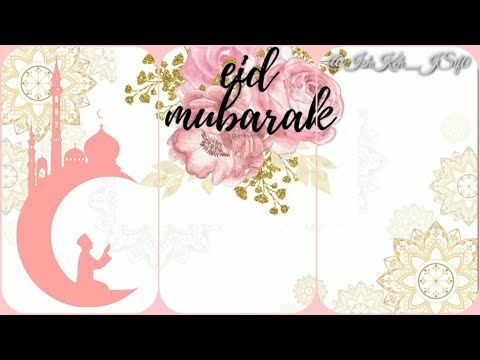 Eid-Mubarak💫🌙💫 | Whatsapp Status Full Screen | Ishkeh | Swag Video Status