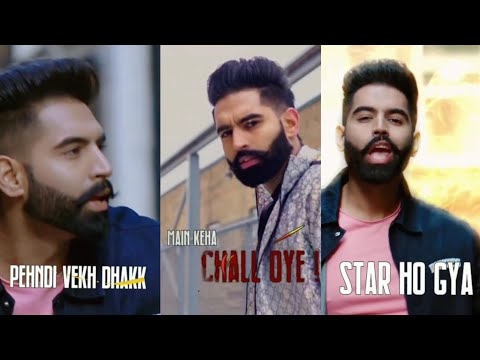 Chal Oye | Parmish Verma | Fullscreen Status | Desi Crew | Boys Attitude WhatsApp Status | Swag Video Status