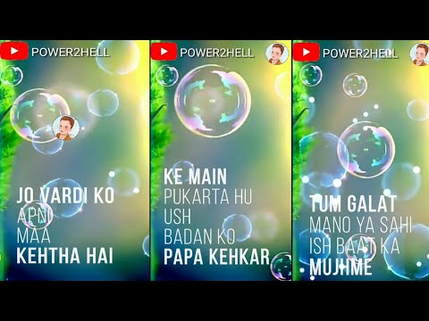 Galat Mano Ya Sahi | New Father's Day Whatsapp Status | Fathers day special Shayari | Swag Video Status