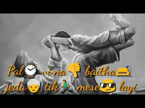 Baapu Tere karke Heart touching special happy fathers day whatsapp status | Swag Video Status