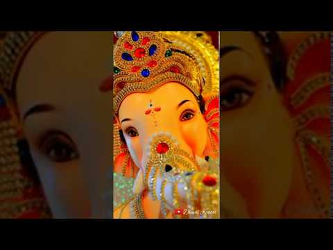 ae Vidhnharta || Ganesh Chaturthi 2018 Special status ||Ganesha Full screen status | swag video status