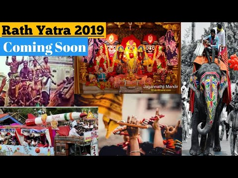 Rath Yatra Comingsoon Whatsapp Status 2019 || 2k19 Rath Yatra status | Swag Video Status