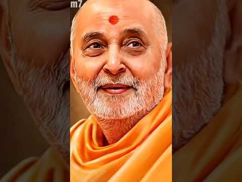 Pramukh Swami Maharaj | Guru purnima full screen whatsapp status | Swag Video Status