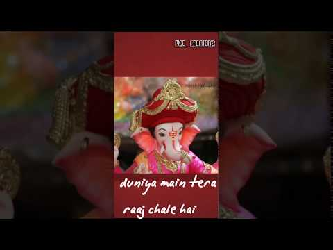 New Ganpati Rap Song ??|| full screen whatsapp status video | Swag Video Status