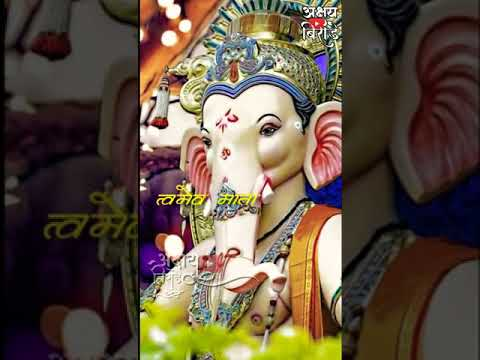Ganpati Bappa Special Full Screen WhatsApp Status || Ghalin Lotangan | Swag Video Status