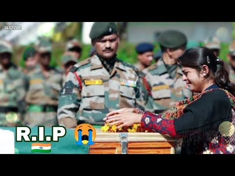 Indian Army 😢 14 Feb 2019 | Pulwama Attack | Sad Whatsapp Status Video || Pulwama Attack 😢