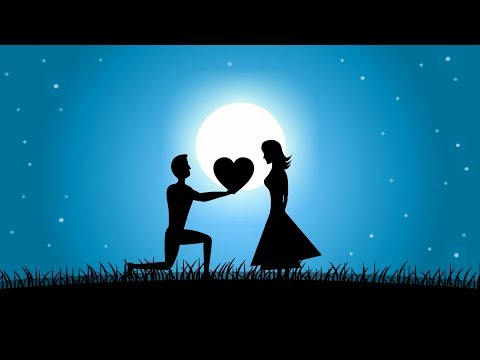 Romantic Animated Love Story | Animated Love Greeting | Swag Video Status