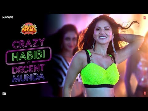 Guru Randhawa:Crazy Habibi Vs Decent Munda  Whatsapp Status|Arjun Patiala|Sunny Leone, Diljit ,Varun S|Swag Video Status