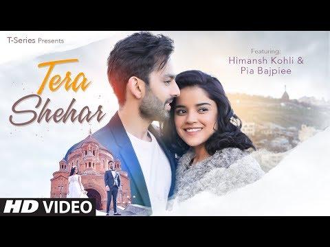 Tera Shehar Whatsapp Status | Himansh Kohli, Pia B | Amaal Mallik | Mohd. Kalam | Manoj Muntashir | Swag Video Status
