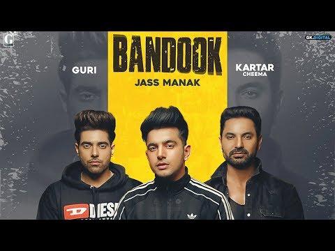 BANDOOK Whatsapp Status Jass Manak | Guri | Kartar Cheema |Swag Video Status