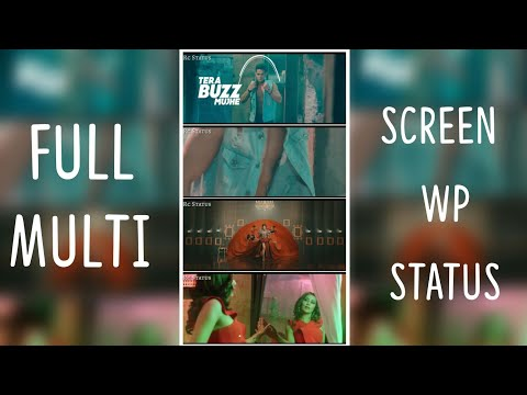 Buzz-DJ Chetes    Full Multi Screen WhatsApp Status    New Whatsapp Status Video   Swag Video Status