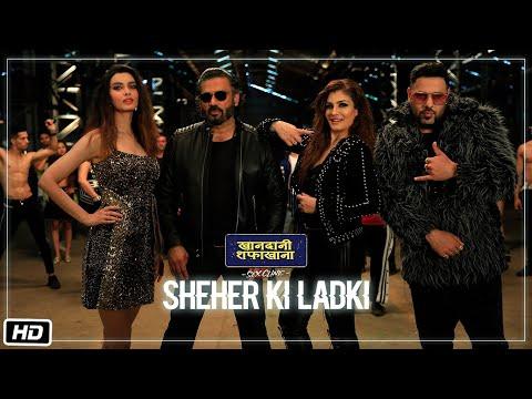 Sheher Ki Ladki Whatsapp Status | Khandaani Shafakhana | Tanishk Bagchi, Badshah, Tulsi Kumar, Diana Penty|Swag Video Status