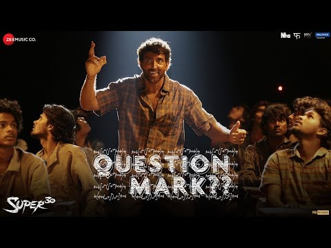 Question Mark  Whatsapp Status- Super 30 | Hrithik Roshan | Ajay Atul | Amitabh Bhattacharya|Swag Video Status