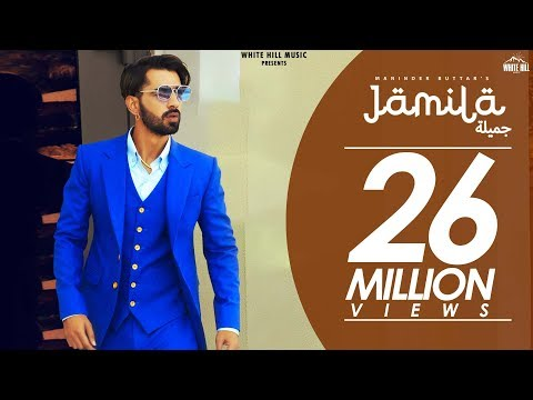 JAMILA Whatsapp Status Maninder Buttar   MixSingh   Rashalika   Babbu   Latest Punjabi Songs 2019  Swag Video Status