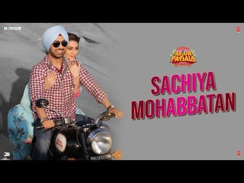 Sachiya Mohabbatan Song Whatsapp Status | Arjun Patiala | Diljit Dosanjh, Kriti Sanon | Sachet Tandon | Sachin-Jigar