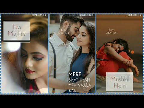Heart Touching Sad Female Version New Full Screen Whatsapp Status 2019 | Tiktok Trending Song Status