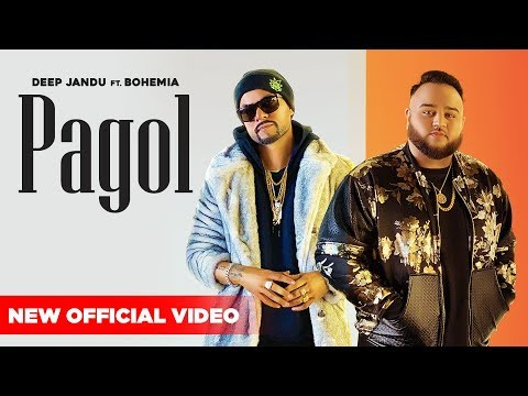 Deep Jandu Pagol Whatsapp Status | Bohemia | J Statik | Latest Songs 2019