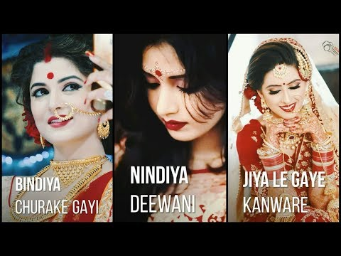 Ab Hai Neend Kise || Bindiya Churake Gayi Full Screen Whatsapp Status |Swag Video Status