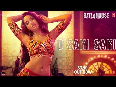 Batla House: O SAKI SAKI Whatsapp Status | Nora Fatehi, Tanishk B, Neha K, Tulsi K, B Praak, Vishal-Shekhar