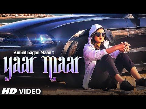 Yaar Maar Whatsapp Status Video | Anmol Gagan Maan | Hakeem | Simran Kaur Dhadli | Josan Bros