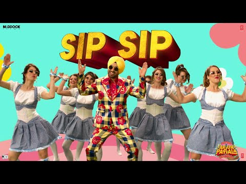 Arjun Patiala: Sip Sip Whatsapp Status Video| Diljit Dosanjh, Kriti Sanon, Varun S | Guru Bhullar Ft. Akash D