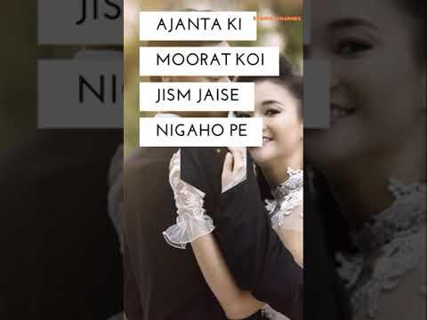 aisa dekha nahi khubasurat koi Afreen Afreen    Full Screen WhatsApp Status   Swag Video Status